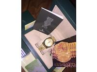 Rolex Daydate 18238 Mens All Gold (w/ box&papers)