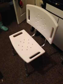 viva medi shower stool (brand New)