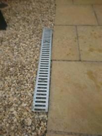 Drainage Grates 1m long