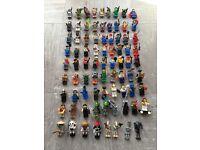 Lego mini figures bundle. Qty 80.
