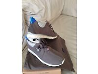 Clarks x Hanon Traxter Limited Edition Deset Boot in Grey Ventile Size UK 8