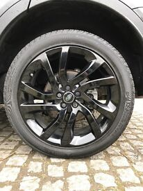 Discovery sport HSE black pack very high spec over standard HSE