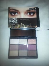 Brand New Gosh smokey eye pallet