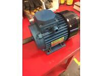 Clarke 3 phase compressor motor
