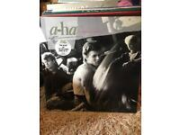 Hunting high and low - aha Record Vinyl LP