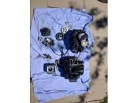 Lexmoto adrenaline, sinnis apache, suzuki gs125 engine parts