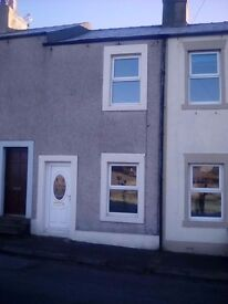 2 bed mid terraced cottage.