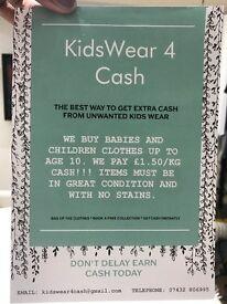 KidsWear 4 Cash