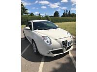 Alfa Romeo Mito Lusso. Excellent condition.