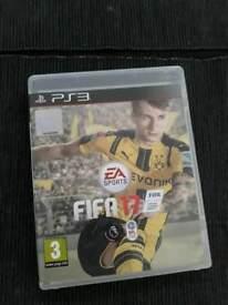 Fifa 17 playstation 3 game