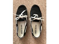 River Island loafers size 5 NEW UNUSED