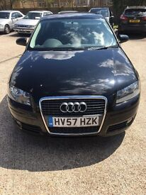 Audi A3,Special Edition Tdi,Black , diesel ,1.9 Great run about.