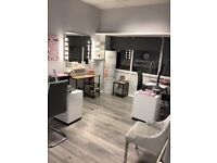 Nail Bar &/or Treatment Room for Rent