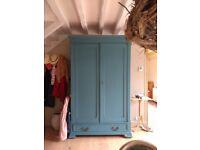 shabby chic french antique wardrobe london
