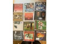 500 compilation CDs! All genuine