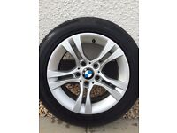 16'' GENUINE BMW ALLOYS & TYRES