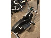Elliptical Exercise Cross Trainer by Confidence Fitness