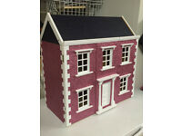 Glittered Dolls House