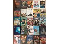 Box of 81 DVDs