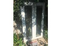 Upvc french double patio door 1210 w x 2018h