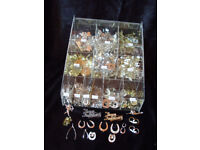 6 Perspex Display Boxes
