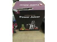 andrew james power juicer fruit maker smoothie maker
