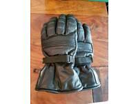 TARGA Leather Motorcycle gloves - XXL