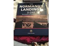 The Normandy landings: d-day, the invasion of europe