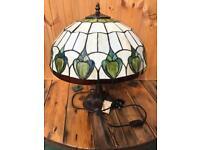 Tiffani style lamp