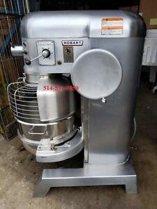 HOBART MIXER 80 QUART MINT CONDITION DELUXE MODEL 1 PHASE