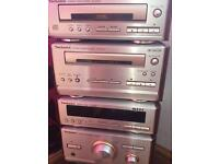 TECHNICS CD PLAYER RS-HD501