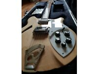 Rickenbacker 360 12 Mapleglo - Immaculate condition as new 12 string beauty!!!!