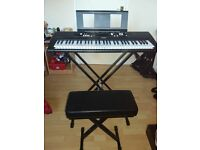 YAMAHA KEYBOARD FOR SALE