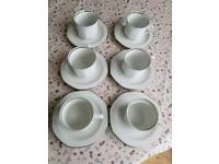 Seltmann cups and saucers