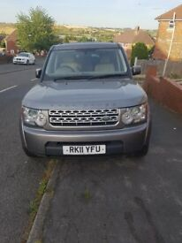 2011 LANDROVER DISCOVERY 4 GS SDV6 AUTO REPAIRS!