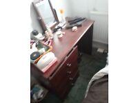 Mahogony dressing table