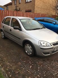 Vauxhall Corsa, extremely low mileage and excellent condition