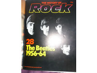 A HISTORY OF ROCK MAGAZINES nos. 1- 100 IN BINDERS £75