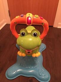 Vetch Bounce And Discover Musical Frog
