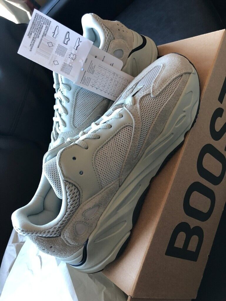 fca55bf8261e 3 images Adidas Yeezy 700 SALT UK8.5 brand new with box Camden ...
