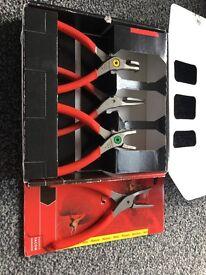 facom pcj4pb circlip pliers as new circlip pliers