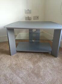 TV unit- Silver grey colour
