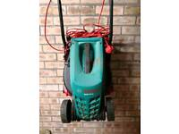 Bosch Lawn Mower & Strimmer Set