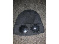 Cp company goggle knit hat