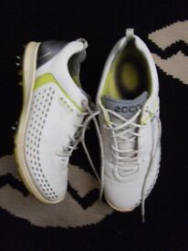 ecco biom g2 golf shoes 8s