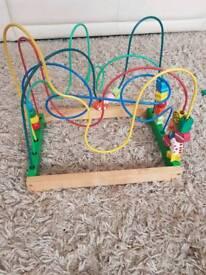 Activity wires