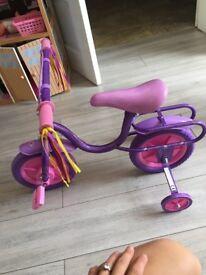 Sofia 10 inc girls bike