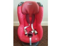 2 x Maxi Cosi Tobi Car Seats (Red or Blue, price is for 1 not both)