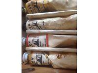 Winsor&Newton oil paints in wooden case