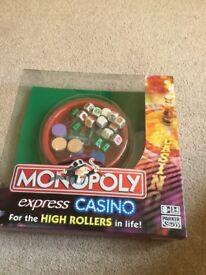 Monopoly Express Casino